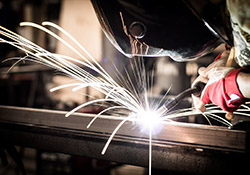 Mig Welding Extruded Steel