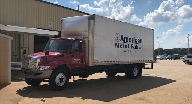 American Metal Fab Truck